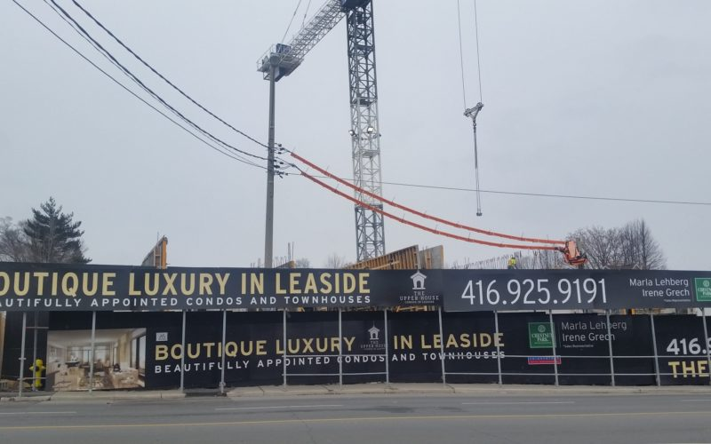 Low supply in Toronto resale market