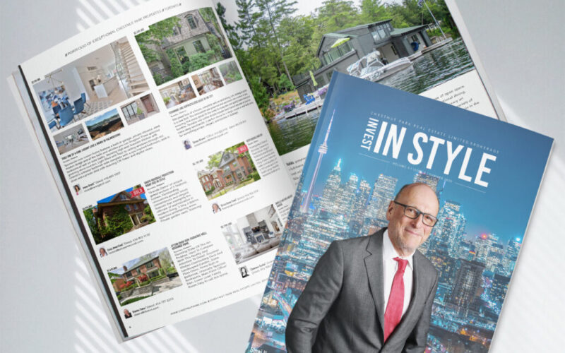 Summer Issue of Invest In Style!
